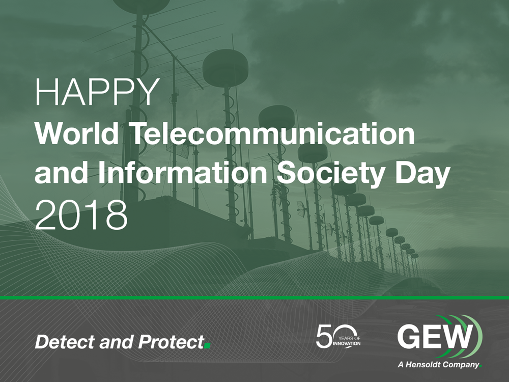Happy World Telecommunication Day 2018