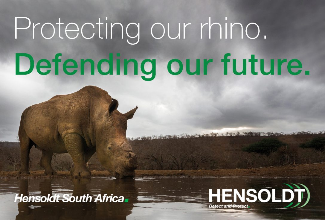 Advanced technologies protecting our rhino