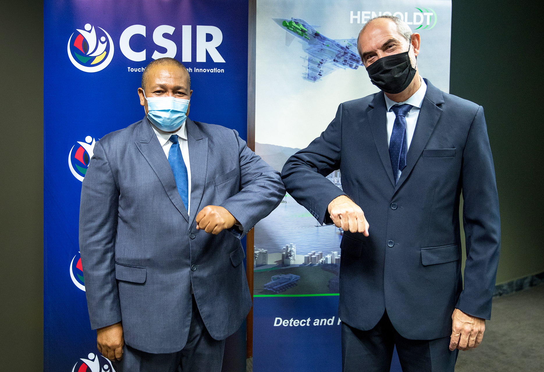 HENSOLDT South Africa and CSIR sign agreements for new radar development